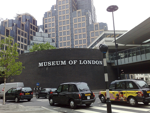 Uncovering the Past at the Museum of London