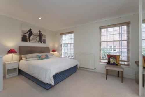 Notting Hill Mews for Sale Bedroom
