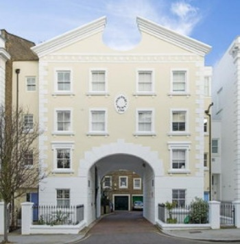 The location is unparalleled  behind this archway... Notting Hill Mews for Sale Charming Mews