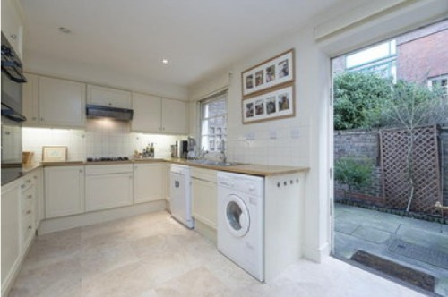 Notting Hill Mews for Sale Kitchen