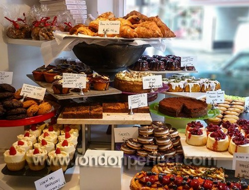 Ottolenghi in Notting Hill London