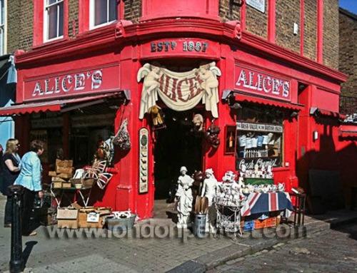 Notting Hill vacation rental near Portobello Road