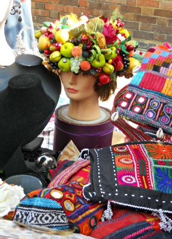 Crafts on Portobello Road