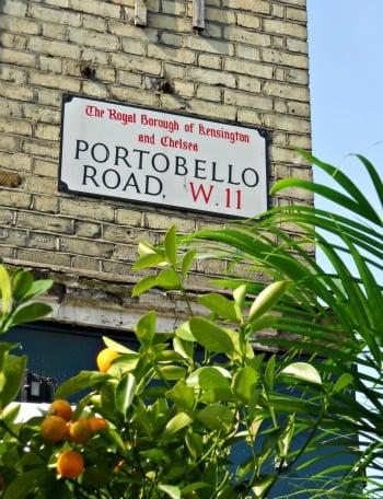 Portobello Road in Notting Hill – A History