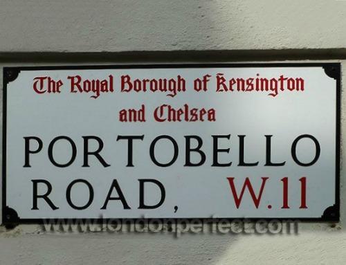 Two Bedroom Vacation Rental near Portobello Road