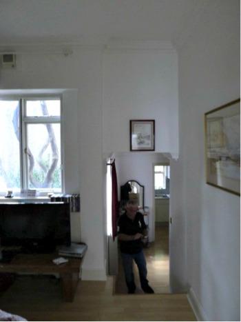 Balfour Before Hallway