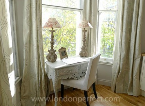 Cozy Two Bedroom Vacation Rental in Earl's Court Chelsea