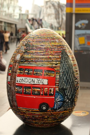 Big Egg Hunt London Easter