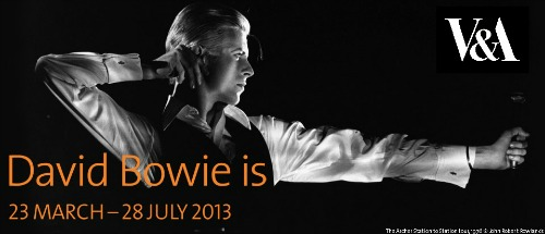 David Bowie Is London Exhibition