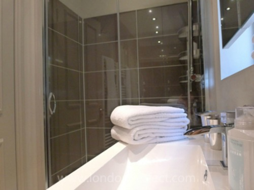 London Perfect Balfour En Suite Bathroom Walk in Shower