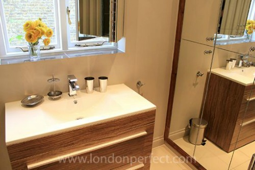 London Perfect Balfour En Suite Bathroom