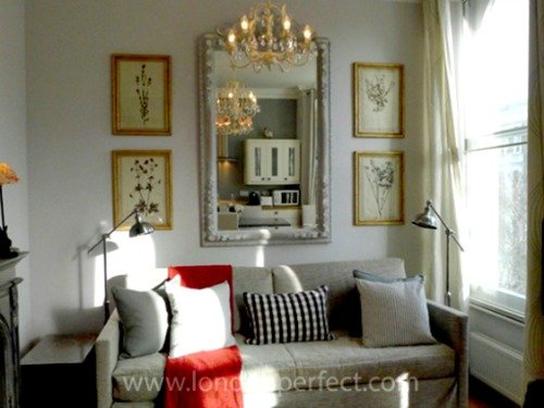 Before after the charming churchill in chelsea london for London living room ideas
