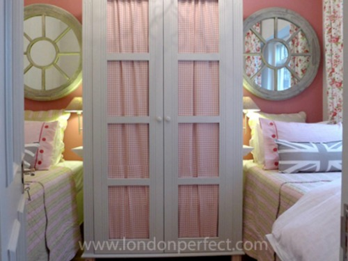 London Perfect Cheery Second Bedroom Chelsea vacation rental