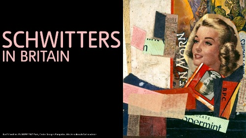 Schwitters In Britain Tate London