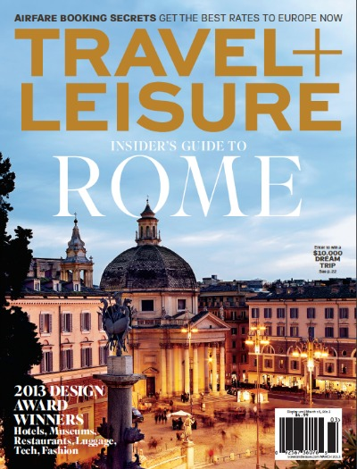 London Perfect Featured in Travel + Leisure Global Guide to Villa Rentals