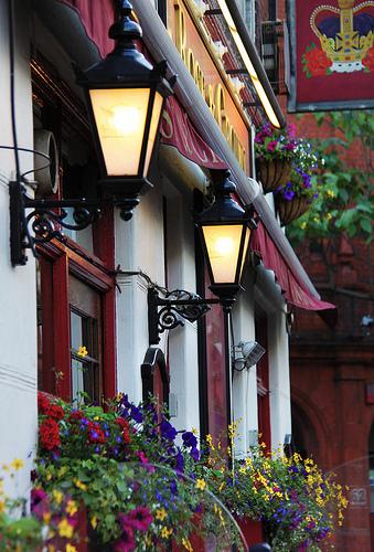 Charming Chelsea Pub