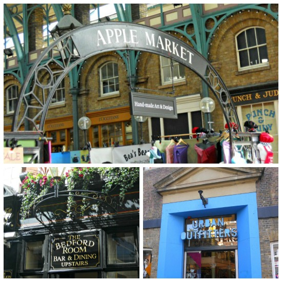 Covent Garden Shopping and Dining