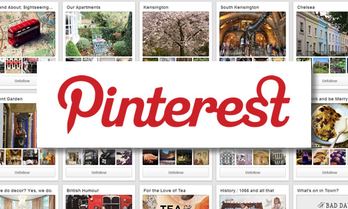 London Perfect is on Pinterest!