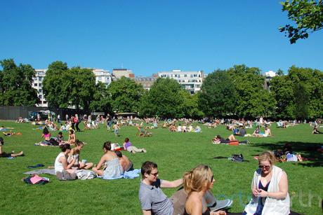 Green Park_London Perfect