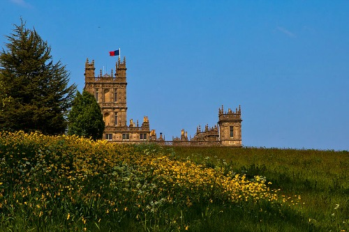how to get from london to highclere castle