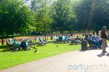 Hyde Park_London Perfect