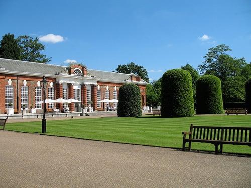 Orangery Kensington Palace London
