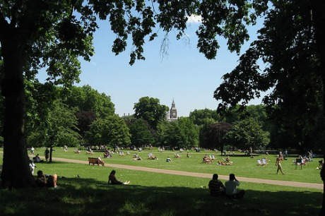 Five Parks Not to Miss in London