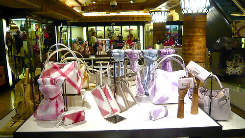 Summer Accessories at Harrods London