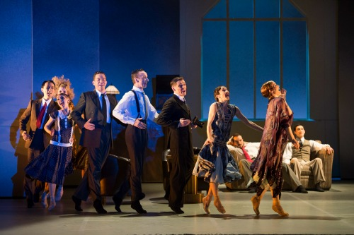 The Northern Ballet The Great Gatsby London1