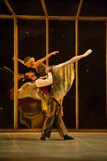 The Northern Ballet The Great Gatsby London2