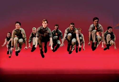 West Side Story Sadler's Wells Theatre London 2013