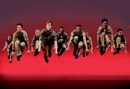 West Side Story Sadler's Wells Theatre London 2013
