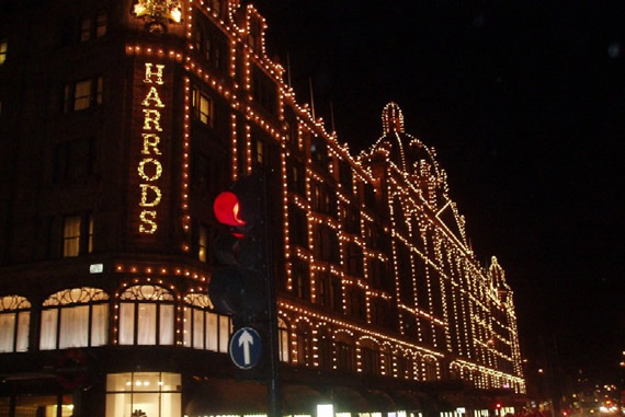 The Great Gatsby Comes to Harrods