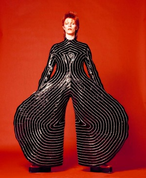 David Bowie Costume London Exhibitions