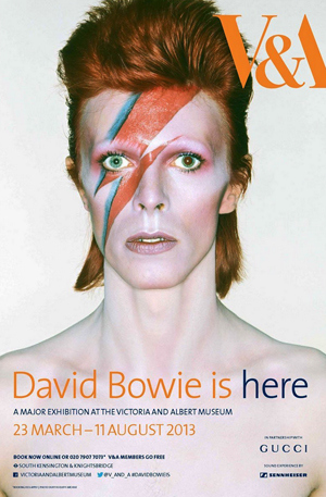 David Bowie Is … at the V&A!