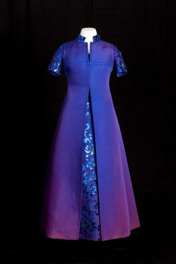 Kensington Palace Royal Wedding Dresses Book : Evening dress marc bohan for christian dior worn by princess