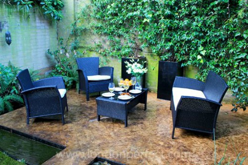 London Perfect Vacation Rental Garden Patio Chelsea