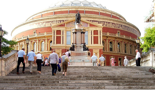 The Proms at the Royal Albert Hall