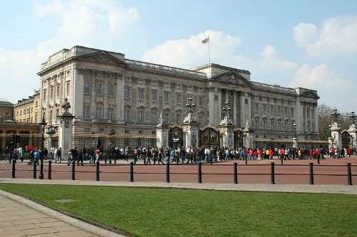 Buckingham Palace Summer Opening 2013