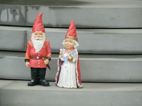 London Chelsea Flower Show Gnomes