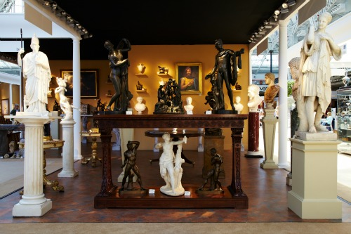 International Arts and Antiques at Olympia