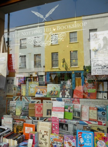 Notting Hill Bookshop London