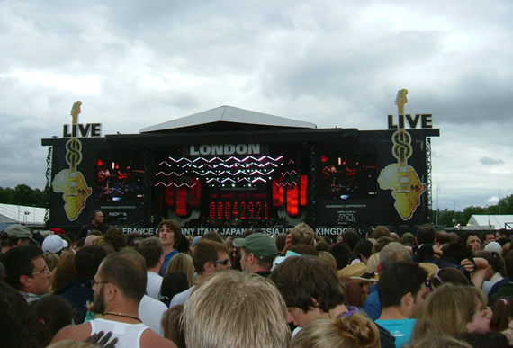 British Summer Time Concerts in Hyde Park