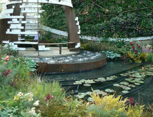 Chelsea Flower Show Garden 2013