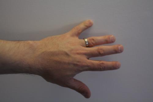 Demure Hand