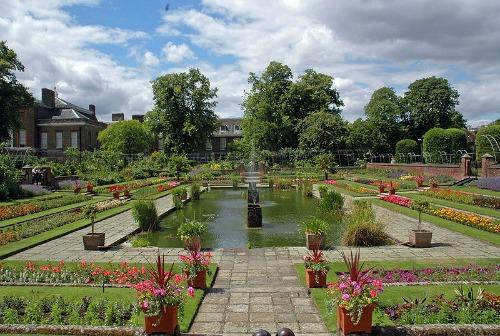 Kensington Palace Sunken Garden