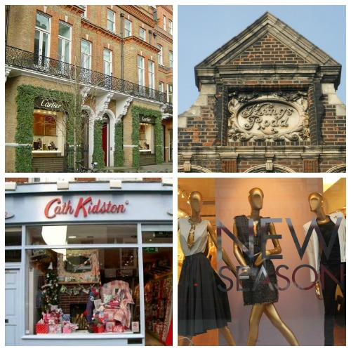 London's Best Shopping Spots Chelsea
