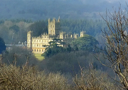 Highclere Castle and Downton Abbey - December Open Days ...