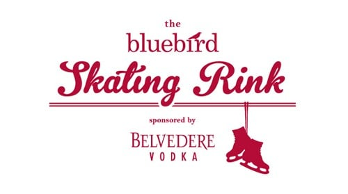 London News | Ice Skating at the Bluebird in Chelsea!