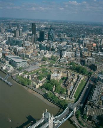 Historic Royal Palaces Tower of London